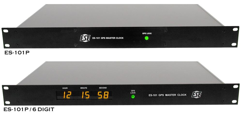 ES-101 GPS Based Time Code Generator / Master Clock