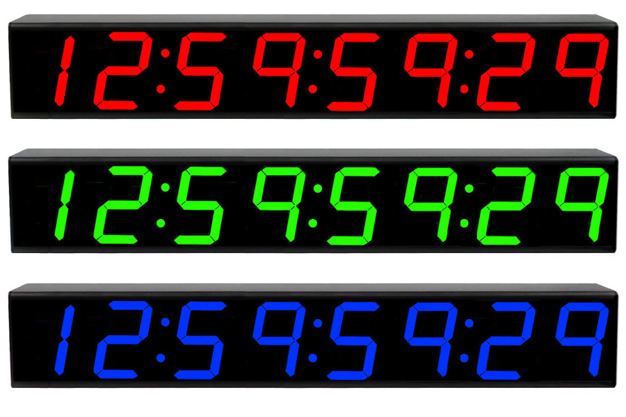 Es 978 Smpte Ebu Timecode Display